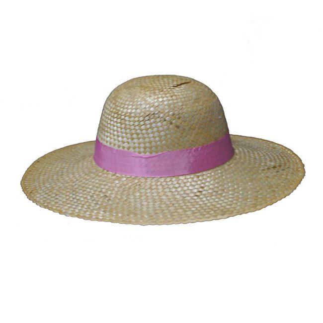 Chapéu palha importada menina 392fd4df847